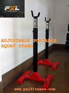 Adjustable Portable Squat Stand