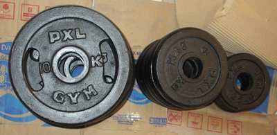 Barbell Plate PXL