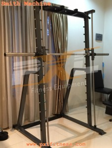 Smith Machine from home use