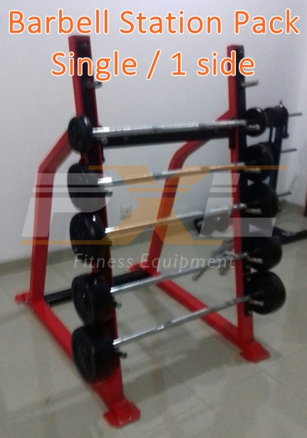 Barbell Station Pack Single