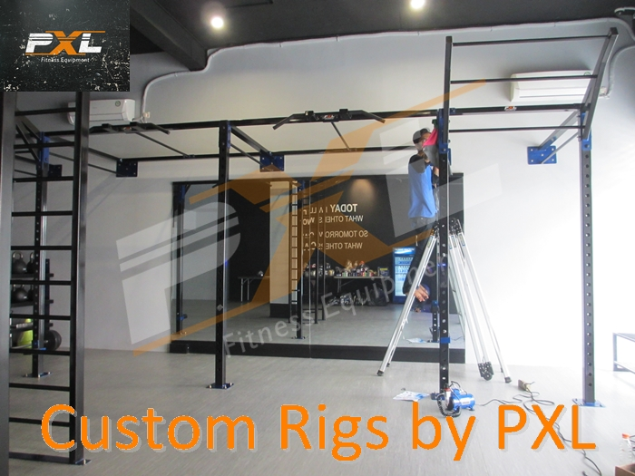 PXL - Custom Rigs