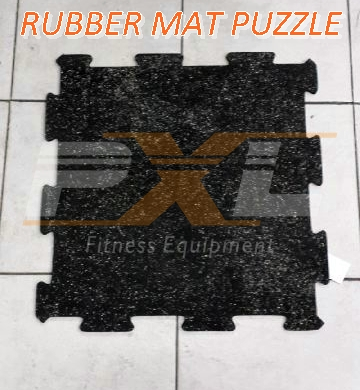 PXL - Rubber mat gym