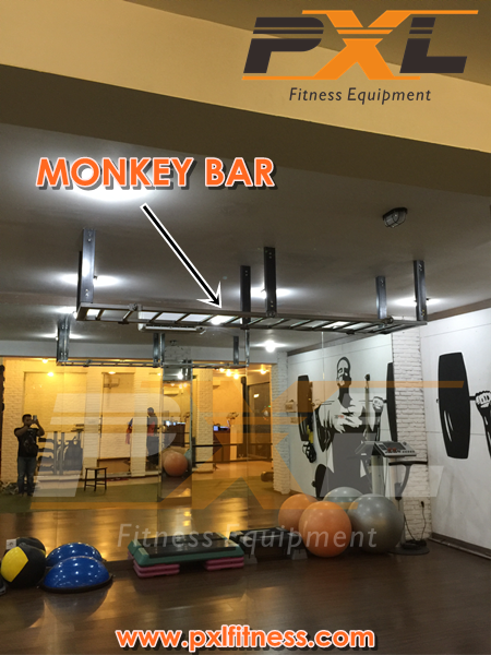PXL - Monkey bar