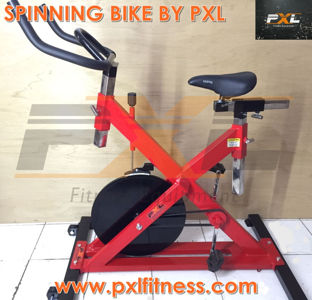 Spinning Bike Lose Weight: PXL Fitness Equipment