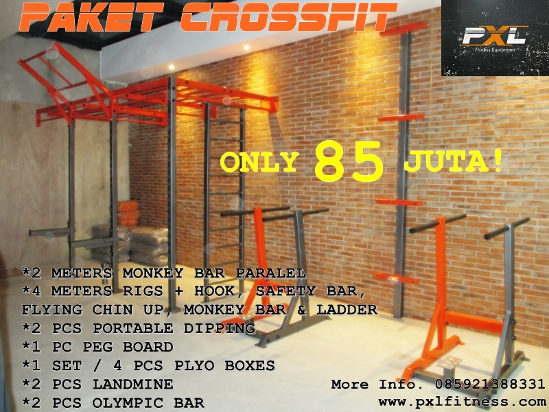Paket Crossfit PXL REV 2